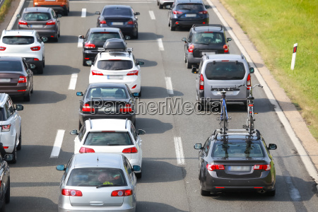 ferie faerdsel faerdselsvaesen bil automobil personbil