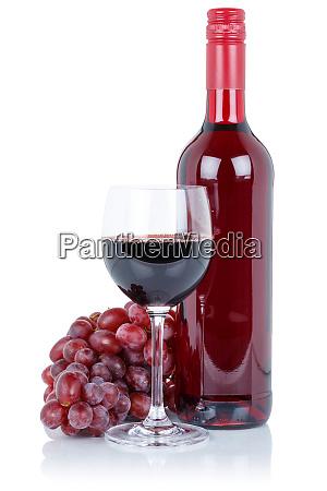 vin flaske glas alkohol drik rode
