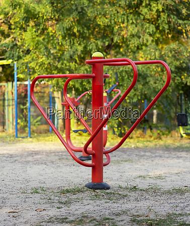 red iron sports simulator i en