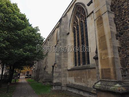 little st mary church in cambridge