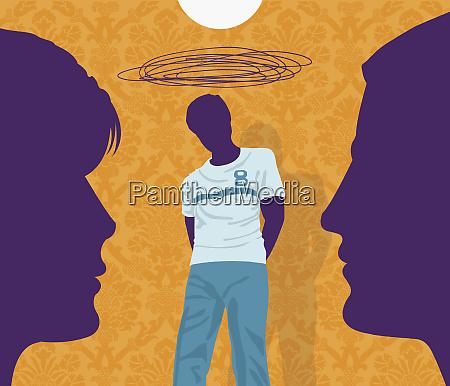 foraeldre bekymre sig om vred teenage