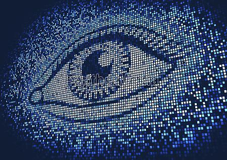 eye lyser op pa store digitale