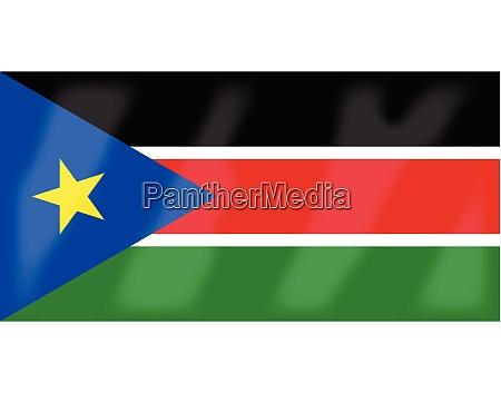 sydsudan flag