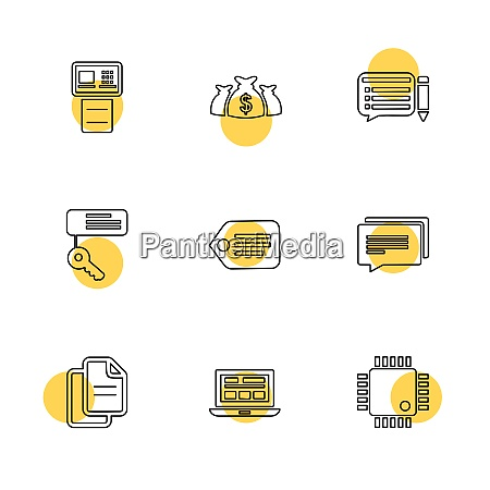 printer money message