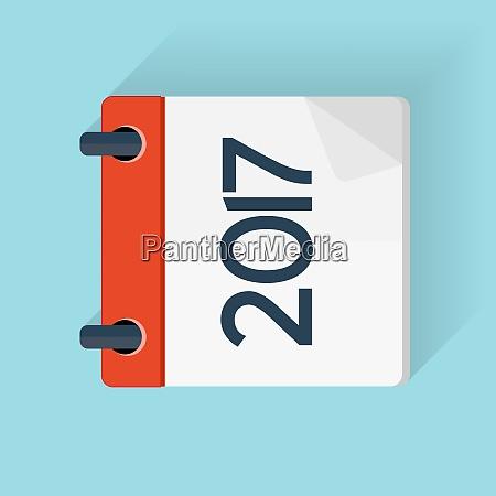 kalender seite tag vektor plan woche