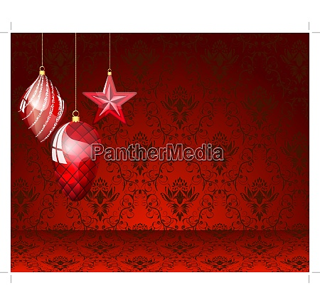 christmas background eps 10 vector