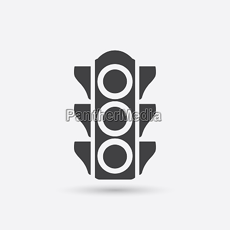 trafiklysikon