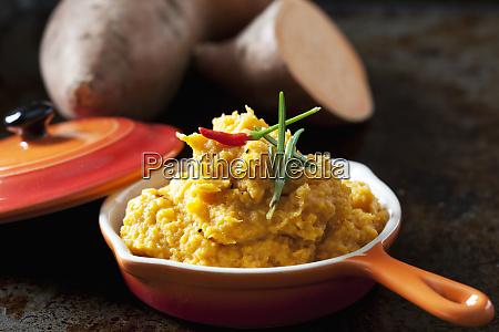 hjemmelavet sod kartoffel mash