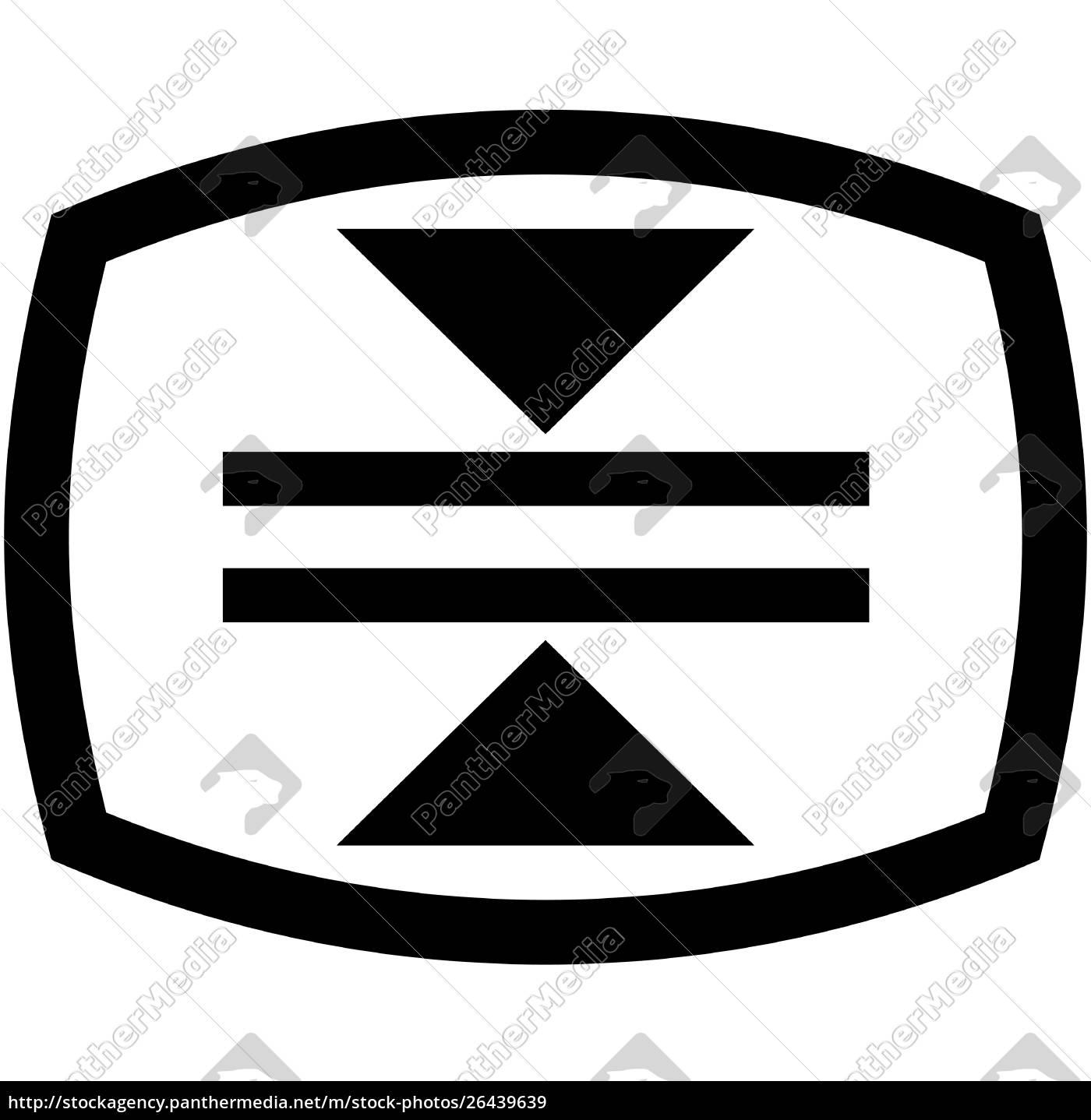 konvergens, (vandret) - 26439639