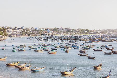 vietnam mui ne fishing village fishing