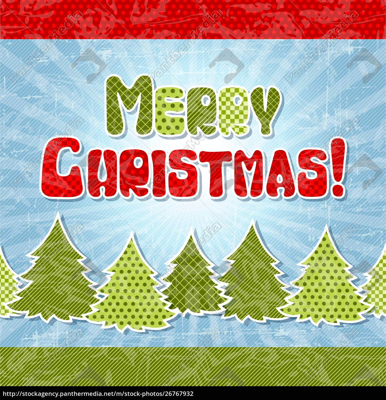 eps, 10, christmas, retro, baggrund, i - 26767932