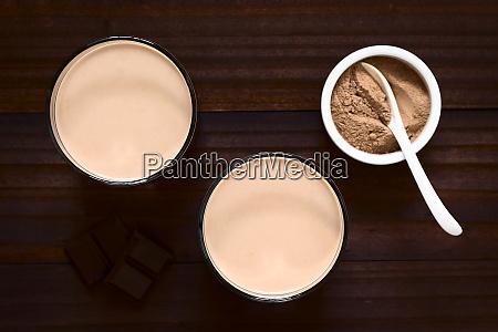 kakao drikke mad maelk chokolade kakao