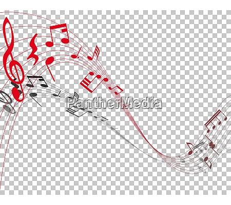 vector notes design
