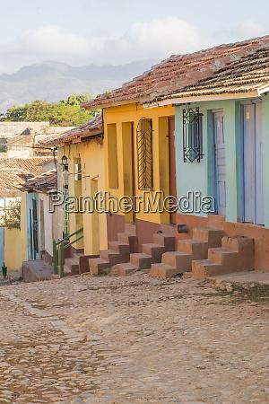 cuba, trinidad, brostensbelagte, street, trinidad, og, valley, de, los - 27329227