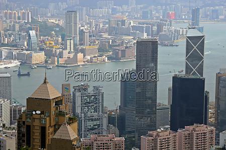 asien kina hongkong bybilledet i hong