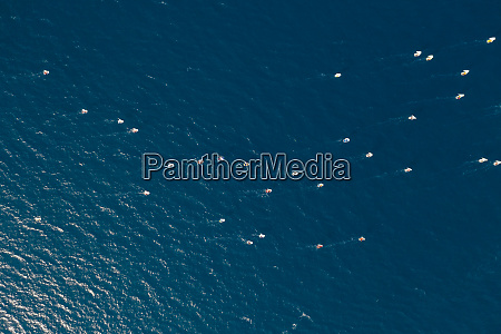 aerial, view, of, sailing, boat, competition - 27929942