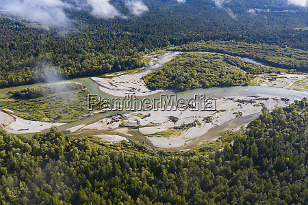 tyskland bayern pupplinger au naturskon udsigt