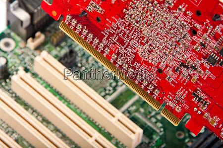 computer, card - 28082769