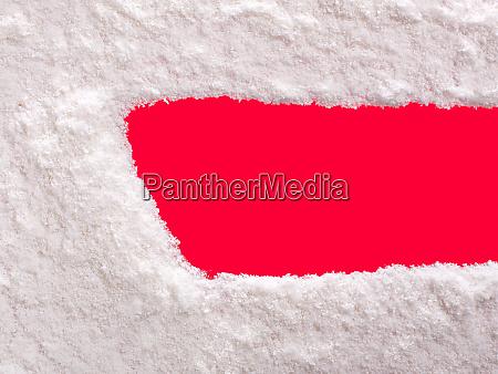 snow, banner - 28082486