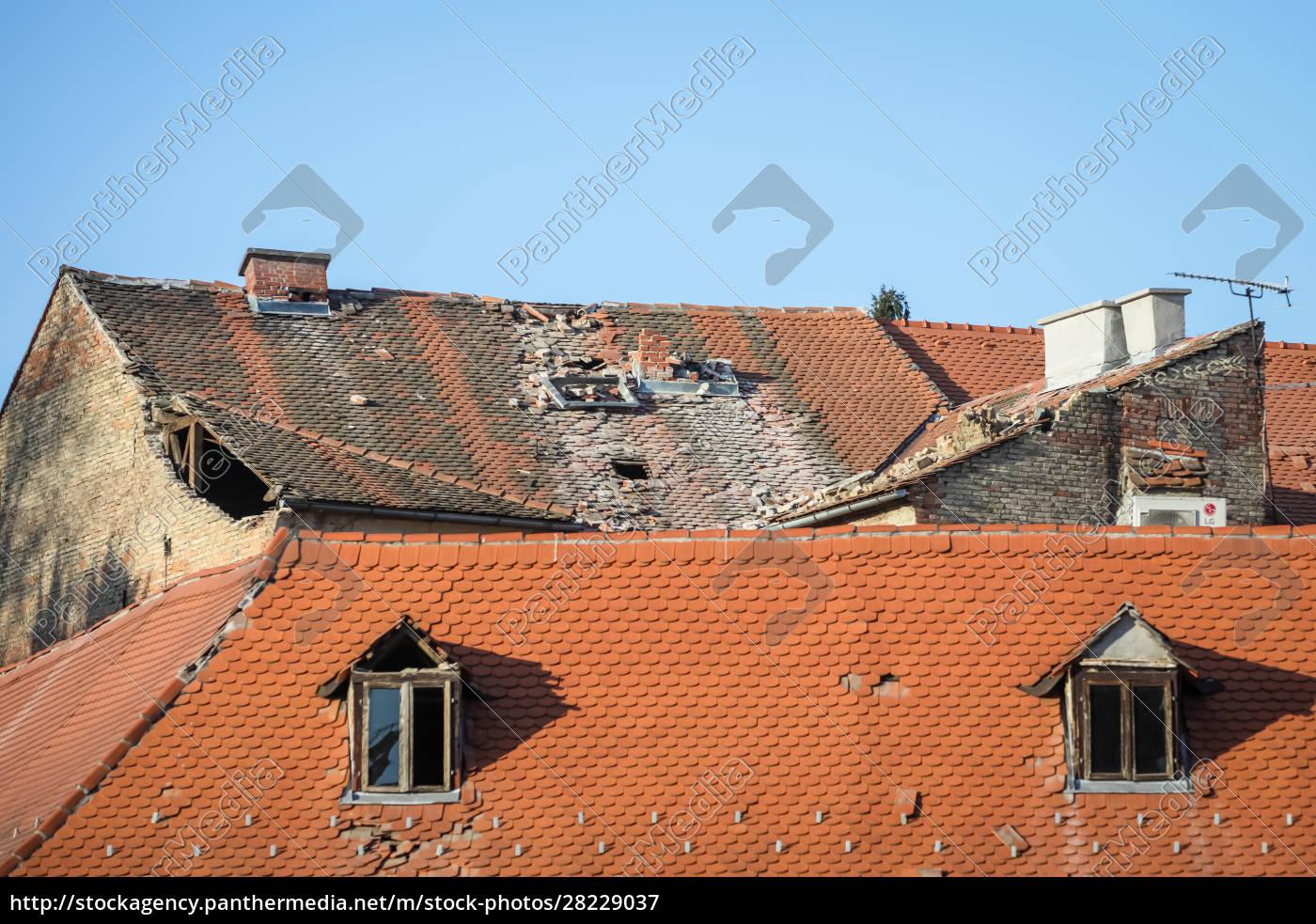 zagreb, ramt, af, jordskælvet - 28229037