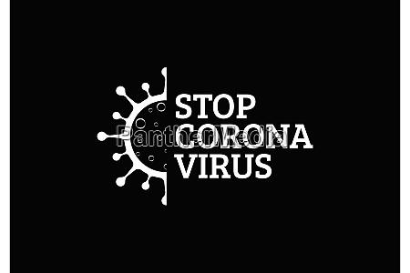 coronavirus covid 19 symbol pa kampen