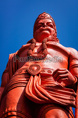 worlds tallest statue of lord hanuman