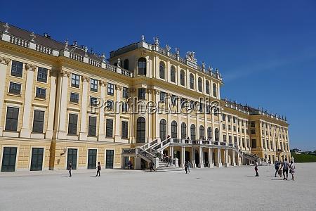 schonbrunn palace unescos verdensarvsliste wien Ostrig