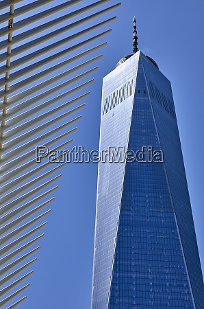 one world trade center i new