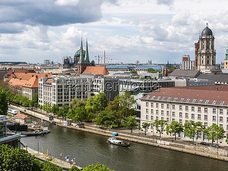centrum af berlin berlin mitte tyskland
