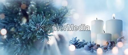 vinter juledekoration
