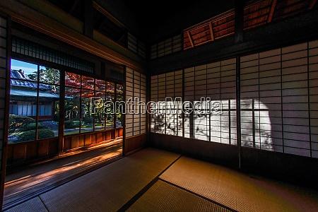 billede af japansk hus