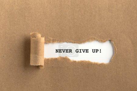 paper success attitude up life power